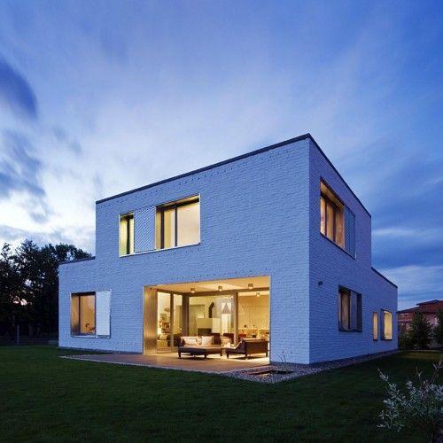 House in Dunaujvaros / ZSK Architects--Location: Dunaújváros, Hungary