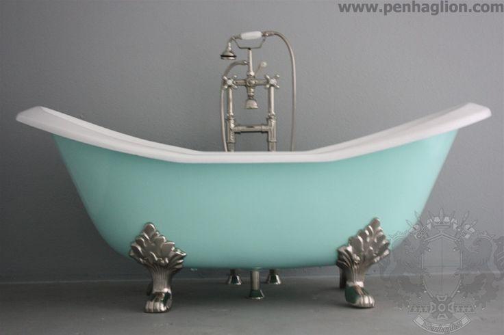 Cast Iron Tubs Ideas - Home & Furniture Design - Kitchenagenda.com