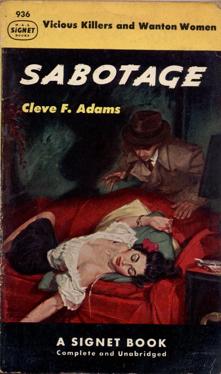 Retro Book Cover Art : Best images about pulp fiction vintage paperback on