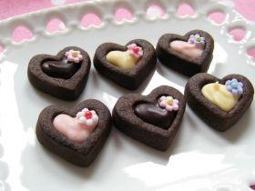 「【バレンタイン】ひとくちタルトチョコ」ナナママちゃん   お菓子・パンのレシピや作り方【corecle*コレクル】