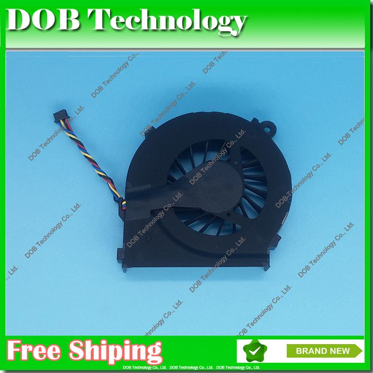 New CPU Fan for HP Pavilion g6 g6-1a00 g6t-1a00 g6-1b00 g6t-1b00 g6-1c00 g6t-1c00 g6-1d00 g6z-1c00 g6t-1d00 g6t-1d00 g6z-1d00 #Affiliate