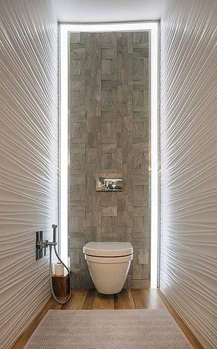 Les 25 meilleures id es de la cat gorie deco wc sur pinterest id e deco wc toilettes et d co - Origineel toilet idee ...