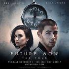 #Ticket  2 tickets -Demi Lovato & Nick Jonas at MGM Grand Garden Arena Las Vegas 8/13 #deals_us
