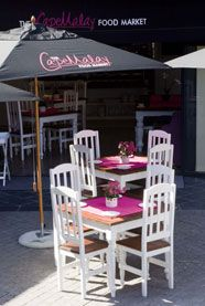 The Cape Malay Food Market - Eat Out