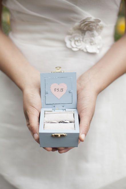 The sweetest wedding ring box   Meo Baaklini Photography