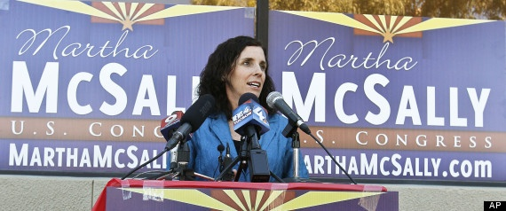Martha McSally, Ron Barber's Opponent, Files To Block Counting Of Provisional Ballots