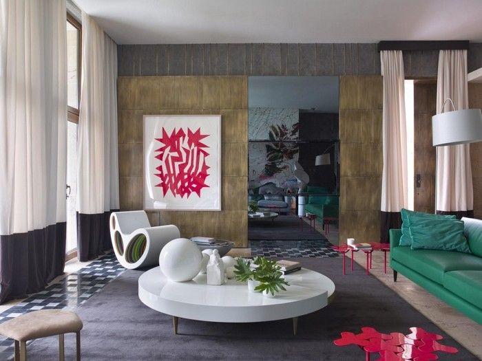 Vibrant and Contemporary House by Saaranha & Vasconcelos in China | See more at http://www.bocadolobo.com/en/inspiration-and-ideas/vibrant-contemporary-house-saaranha-vasconcelos-china-2/ | #ContemporaryHouse #luxuryfurniture #modernhouse #luxurylivingroom #moderndiningroom #masterbedroomdecor #topinteriordesigners #inspirations