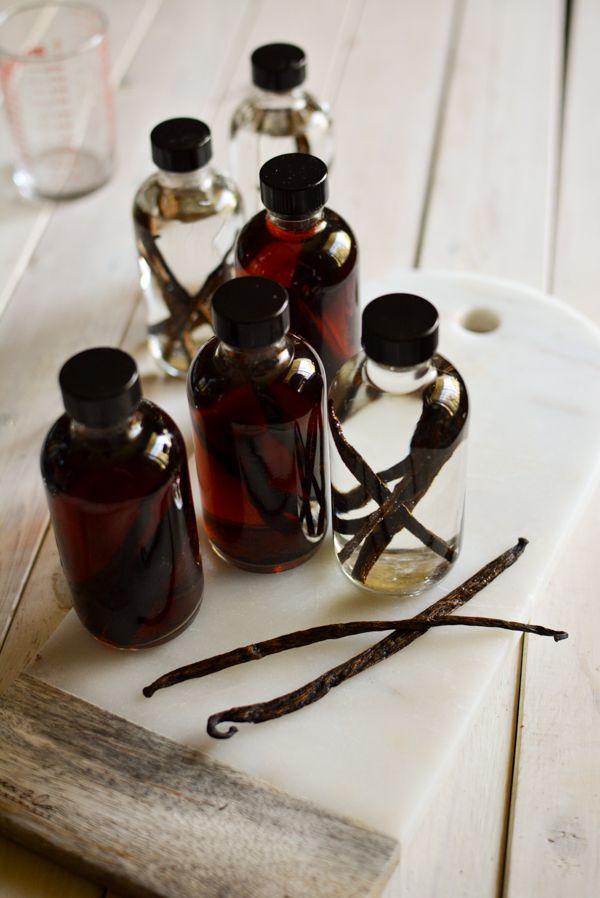 Homemade Vanilla Extract  http://www.sprinkledwithjules.com/home/2016/10/22/homemade-vanilla-extract