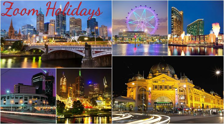 Spend an evening on the Yarra River during this Melbourne dinner cruise. As you admire the twinkling city lights reflecting on the water, Cruise past attractions like Federation Square and the Royal Botanic Gardens while soaking up the elegant and relaxing atmosphere of the boat with the best packages of Zoom Holidays. #Australia #Melbourne #Tour #Travel #YarraRiver #Lights #FederationSquare # RoyalBotanicGardens #BestPackage #MelbourneDeal