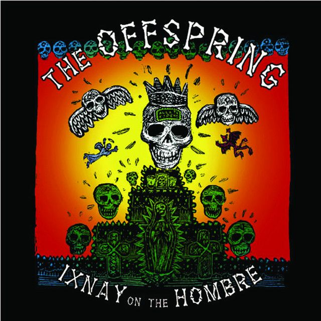 Saved on Spotify: The Meaning of Life by The Offspring