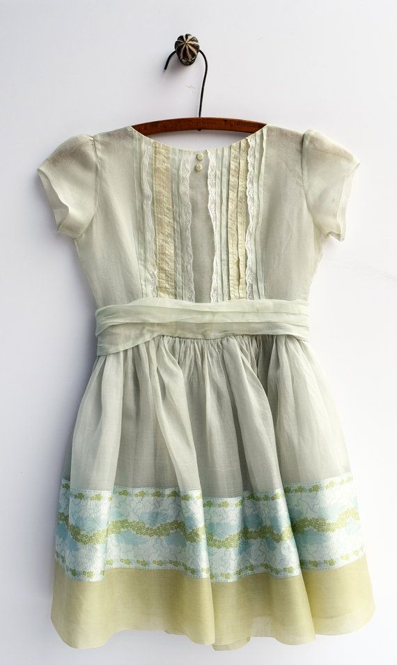 1960s Toddler Girl Clothes Little Girl Dresses by StarGlowVintage