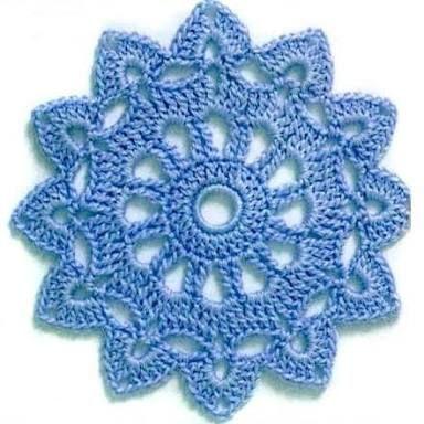 Resultado de imagem para gráficos de motivos de crochê