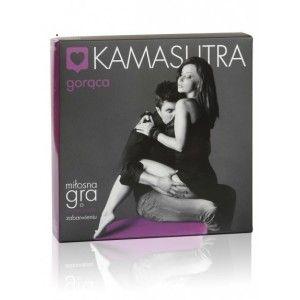 Super pomysł na prezent erotyczny - Gra miłosna Kamasutra z dodatkowym bonusem dostępna w Sexshop112.pl http://sexshop112.pl/30-pomysl-na-prezent-erotyczny