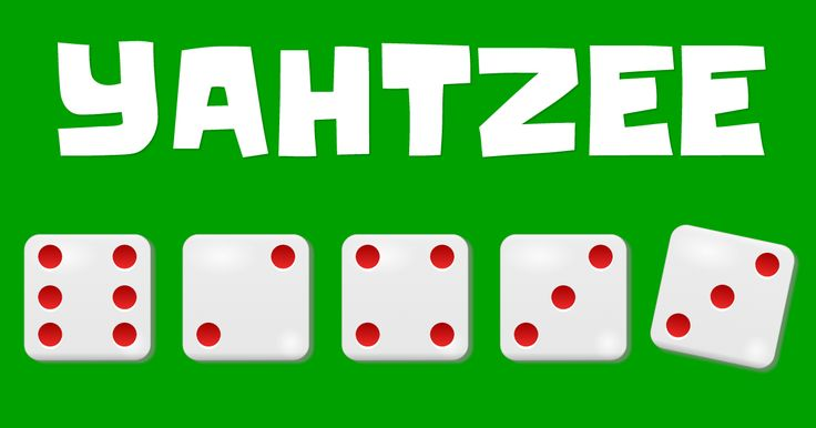 Play YAHTZEE online!
