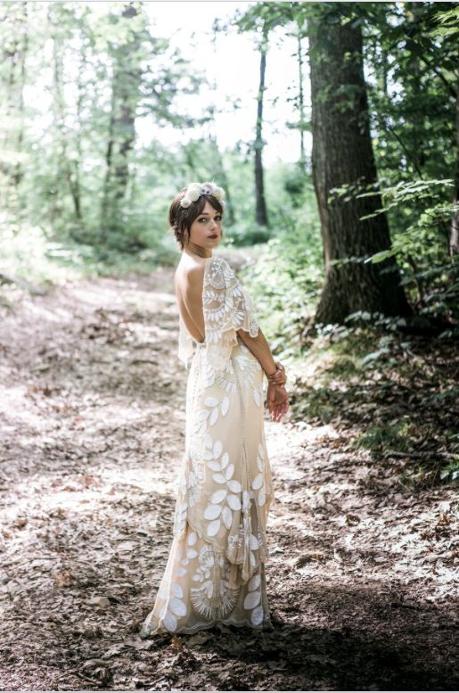 We are in love with the Dahlia Dress on #RueDeSeine @LizzyJanssen