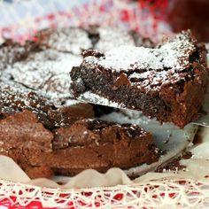 TORTA TENERINA ricetta originale ferrarese   torta al cioccolato umida