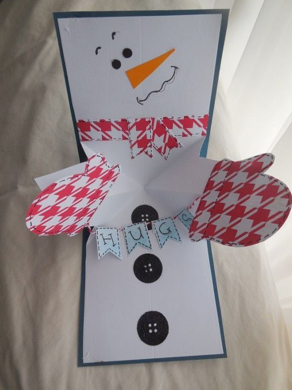 Icy blizzard (inside) by yellowrose46 - Cards and Paper Crafts at Splitcoaststampers