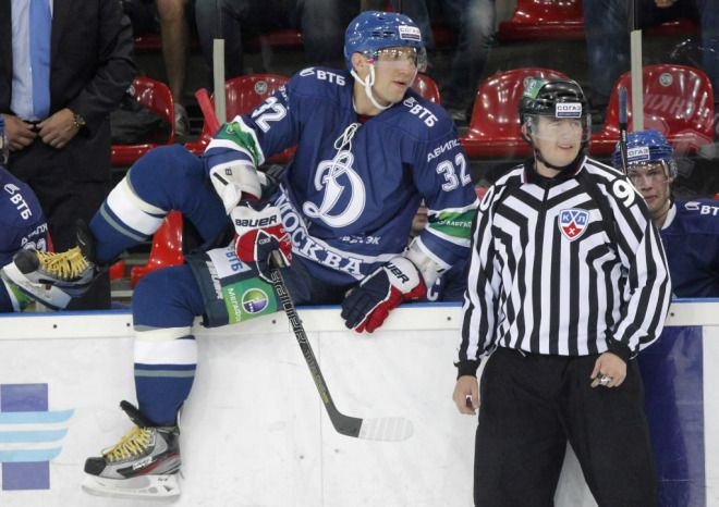Dinamo Minsk vs Barys Astana Ice Hockey - Kontinental Hockey League