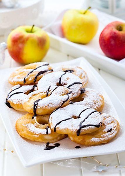 Jablkové smaženky