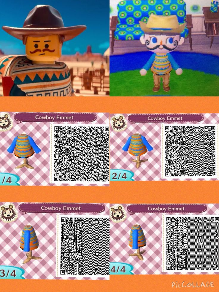 Qr code for Animal Crossing New Leaf. By