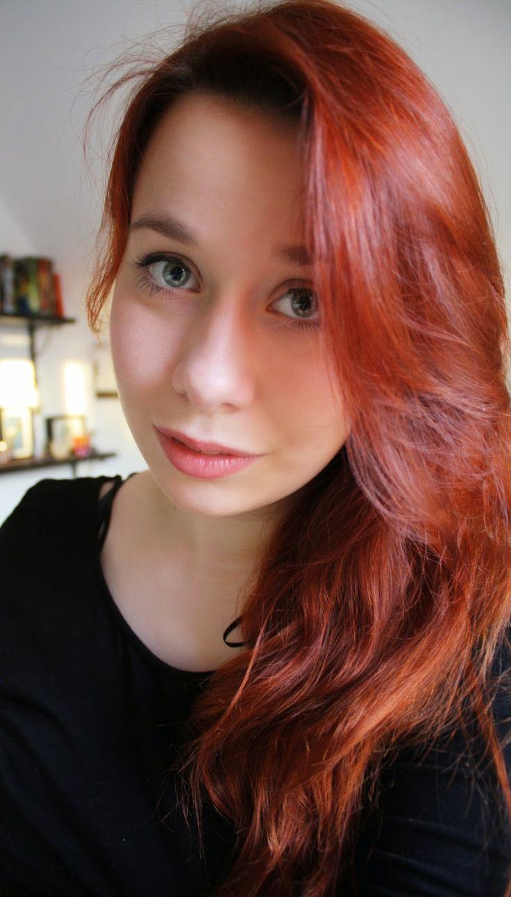 CosmicLove: Haare mit Henna färben