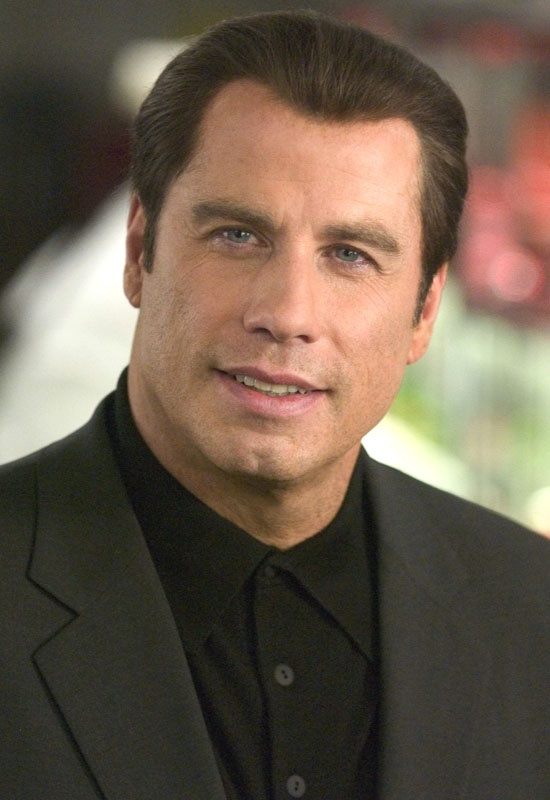 "John Travolta as Frank Finney in ""Untitled""--the movie--will be at the parade and celebration"