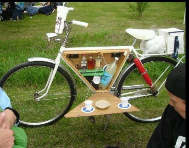 Picknick fiets