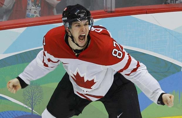 Sidney Crosby's golden goal made him Canada's best-remembered Olympian: poll (with video)