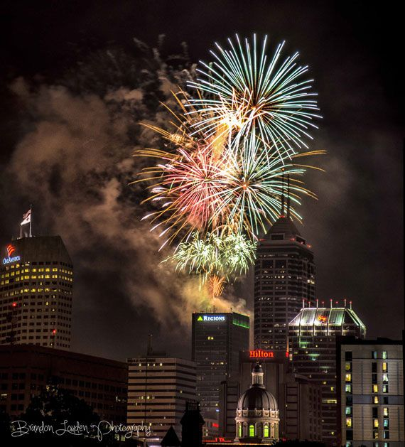 4th of July: Step by Step How to Photograph Fireworks Tonight | PictureCorrect