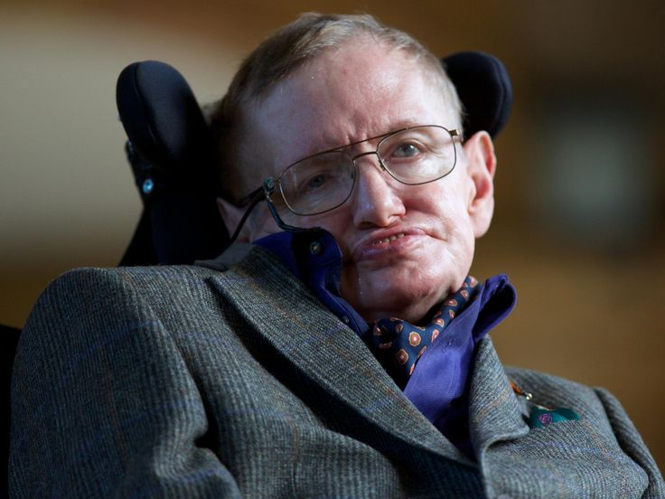 Stephen Hawking: Transcendence looks at the implications of artificial intelligence - will AI be our undone?