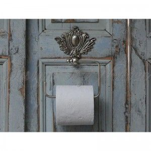 Uchwyt na papier toaletowy Vintage Chateau