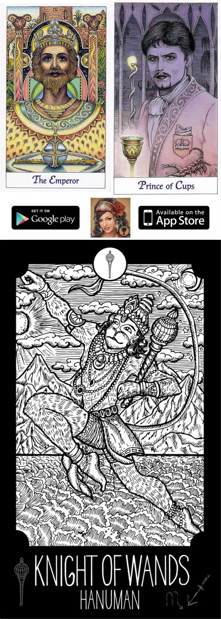 Install the FREE application on your iOS and Android device and enjoy instant answer tarot, ask free astrology question instant answer and online tarot yes no, toro card reading and free online tarot card reading lotus.