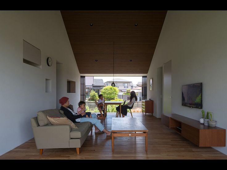 遠賀の家| 松山建築設計室 | 医院・クリニック・病院の設計、産科婦人科の設計、住宅の設計