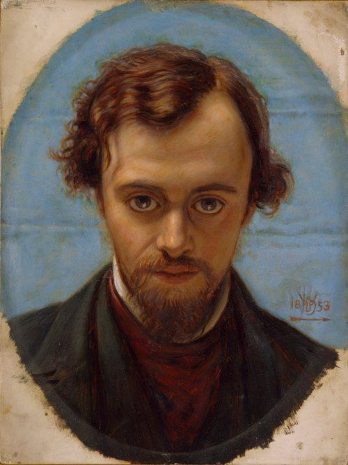 William Holman Hunt, 1853, F G Stephens
