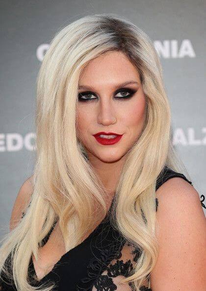 Kesha Rose Sebert known by her stage name Kesha is an American singer-songwriter and rapper