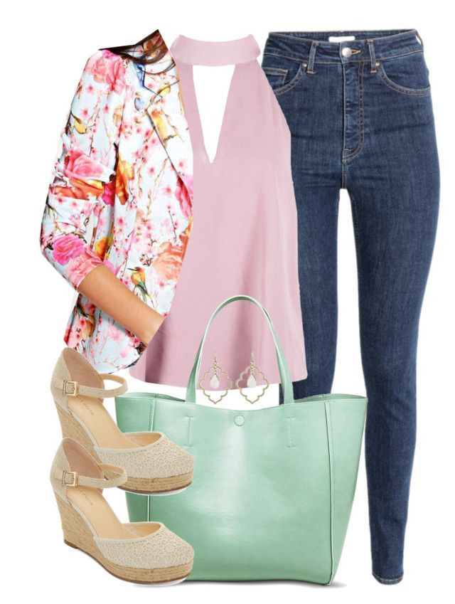 """Alison Dilaurentis inspired outfit with a floral blazer"" by liarsstyle ❤ liked on Polyvore featuring Boohoo, Merona, Liz Claiborne, Target, Lunch, date and weekend"