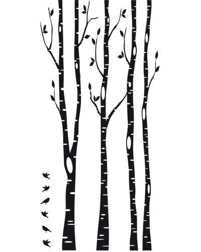 les 17 meilleures images propos de stickers sur pinterest arbres d cor mural en vinyle et. Black Bedroom Furniture Sets. Home Design Ideas