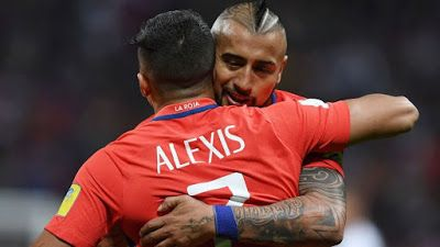 SMART GOLD: Alexis Sanchez sets Chile goals record in draw wit...