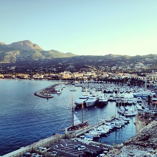 Calvi, France / photo by calviofficiel