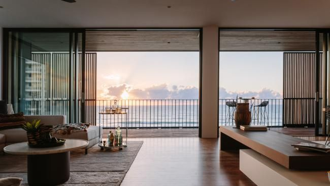 Katie Page looks to hold $10m Gold Coast penthouse