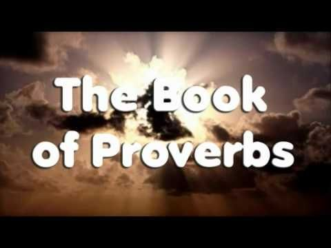 Proverbs Chapter 31 Audio Bible KJV - YouTube
