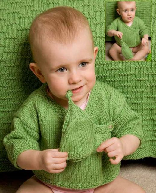 297 best images about Baby Knits on Pinterest Free pattern, Knit patterns a...