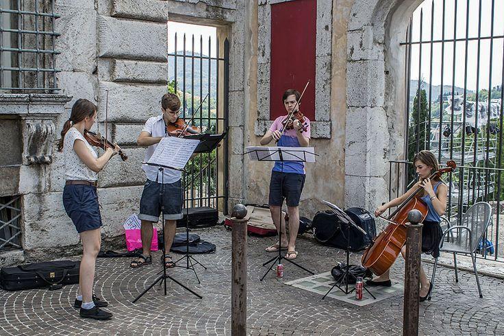 Spoleto, Festival 2Mondi - Musica in strada
