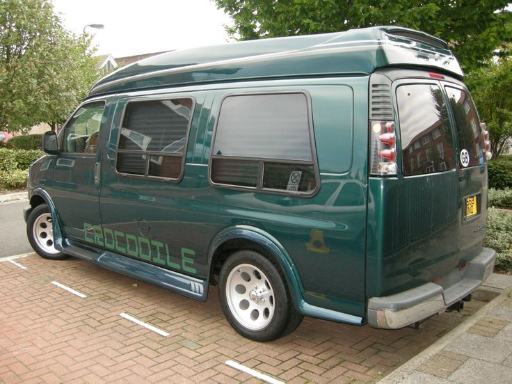 Chevrolet Express Day Van not G20 Dodge Safari Astro in Cars, Motorcycles &…