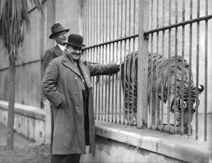Melbourne Zoo 1937