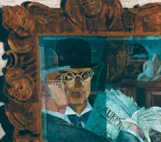 Derkovits Gyula - Aukció, 1930