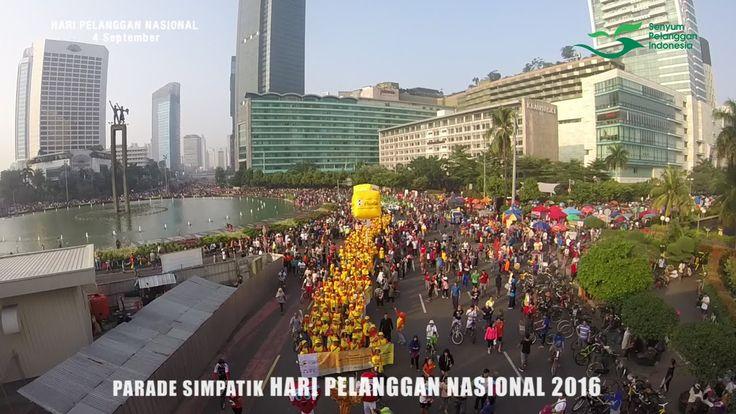 Parade Hari Pelanggan Nasional 2016