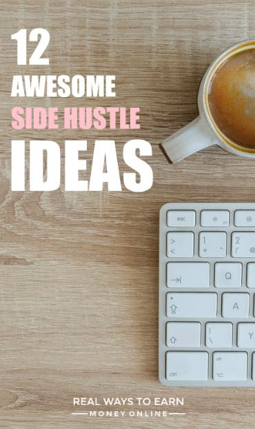 If you're in need of side hustle ideas for those times when work at your primary job is not reliable, this post provides a list of 12 legit companies.