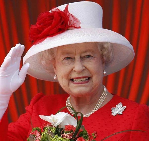Поздравления королевы елизаветы