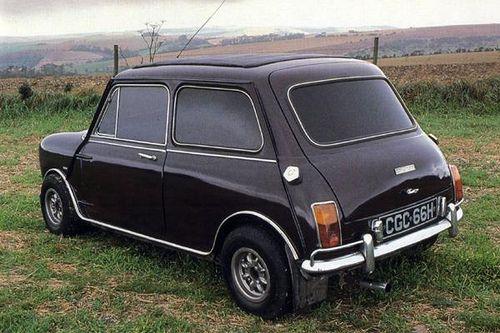 1969 Radford Mini
